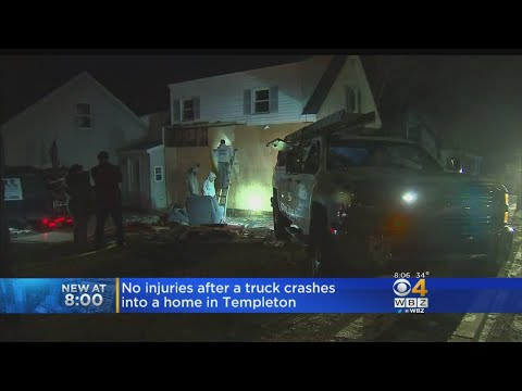 Truck Crashes Through Templeton Home, Missing Woman Sleeping On Couch