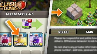 18 Things That Were Removed From Clash of Clans!