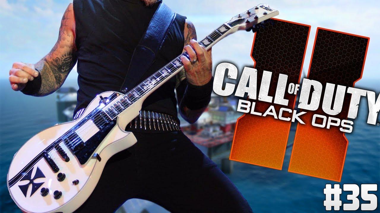 playing guitar on black ops 2 ep 35 the return youtube. Black Bedroom Furniture Sets. Home Design Ideas