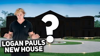 LOGAN PAUL'S NEW HOUSE?!?!?