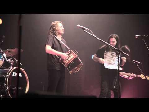 Cabaret Festif! de la Relève 2016 - Le Winston Band - Coloniser Mars