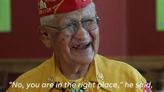 Navajo Code Talker Wanted to be a Gunner. He Became a Code Talker Instead