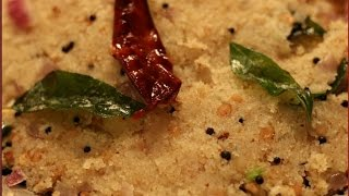 How To Make  Soft Rava Upma