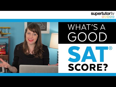 Whats a Good SAT Score?? Tips from a PERFECT SCORING tutor!