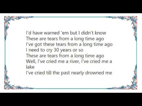 John Hiatt - Thirty Years of Tears Lyrics