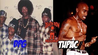 Kurupt Almost Fights Tupac