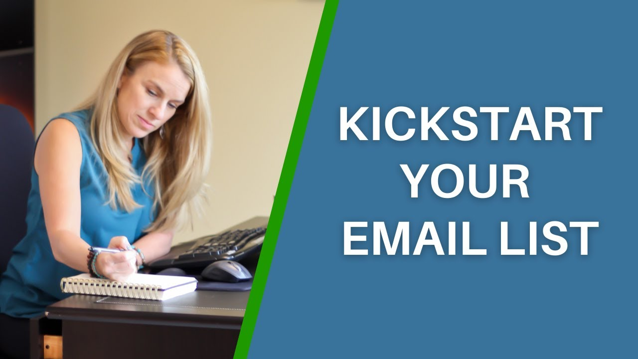 How to Kickstart Your Email List To Grow Your Wellness Business