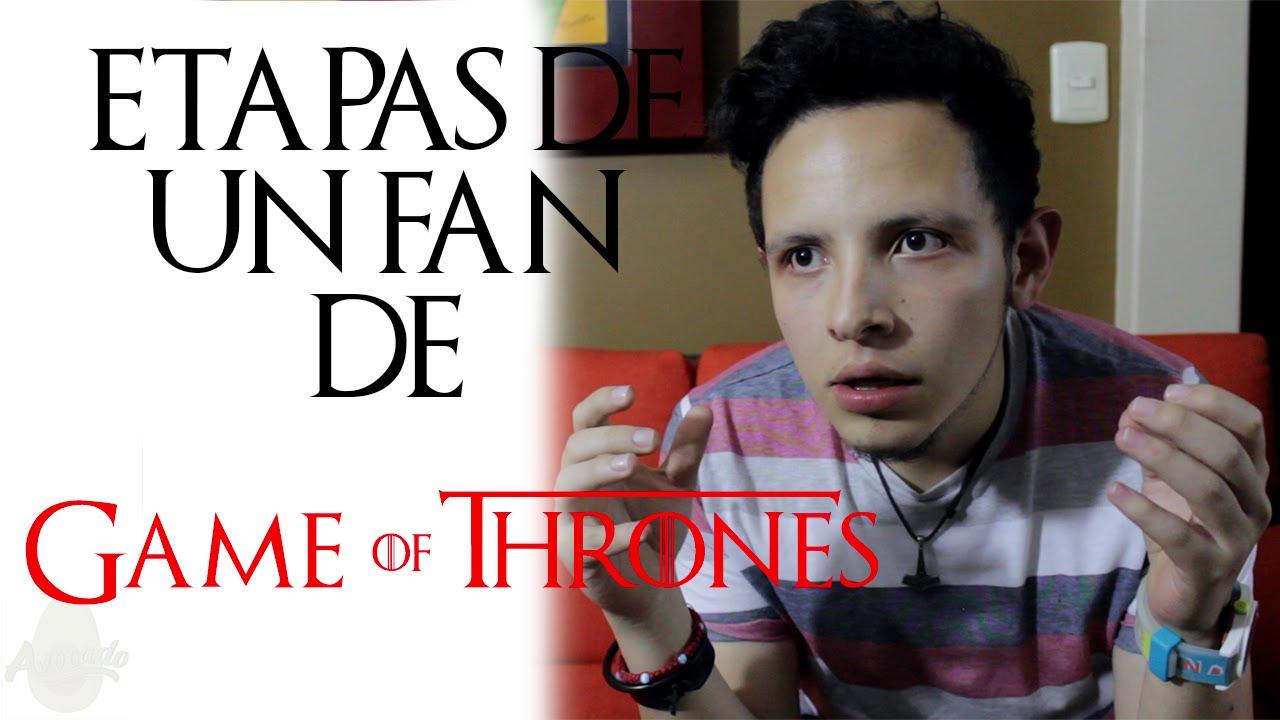 Download Etapas de un Fan de Game of Thrones