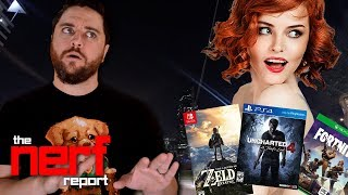 Gamers Are Choosing Video Games Over Sex?!?!? - The Nerf Report Ep. 114