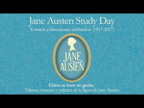 JANE AUSTEN STUDY DAY: DRA. MILA CAHUE
