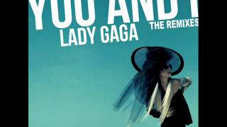 Lady Gaga - Yoü And I (Metronomy Remix)