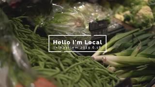 オランダ・ハールレムのおすすめホステル『Hello I'm Local』|  Digital Nomad Vlog(デジタルノマドブイログ)#4