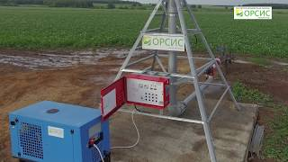 Системы орошения и дождевальные машины ОРСИС