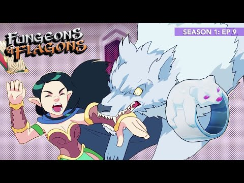 "Fungeons & Flagons Episode 9 - ""Hey There Delilah"""