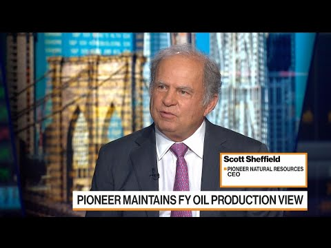 Download Pioneer CEO Doesn't See Oil Going to $100 a Barrel
