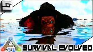 ARK: Survival Evolved - Megapithecus Tamed and Deity Boss Battle! E10 ( Modded Ark Extinction Core )