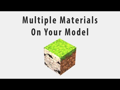 [Unreal Engine 4] - Multiple Materials On Your Model