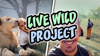 Dean's Live Wild Project 😍 Nayla is so obsessed 😂 Dean Schneider Instagram Story