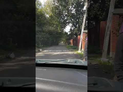 Беспредел в г.Балашиха, мкр.Салтыковка на ул. Пушкинская. Местные жители бросают доски под колеса!