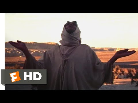 The Greatest Story Ever Told (1965) - Lazarus Rises From the Dead Scene (7/11) | Movieclips
