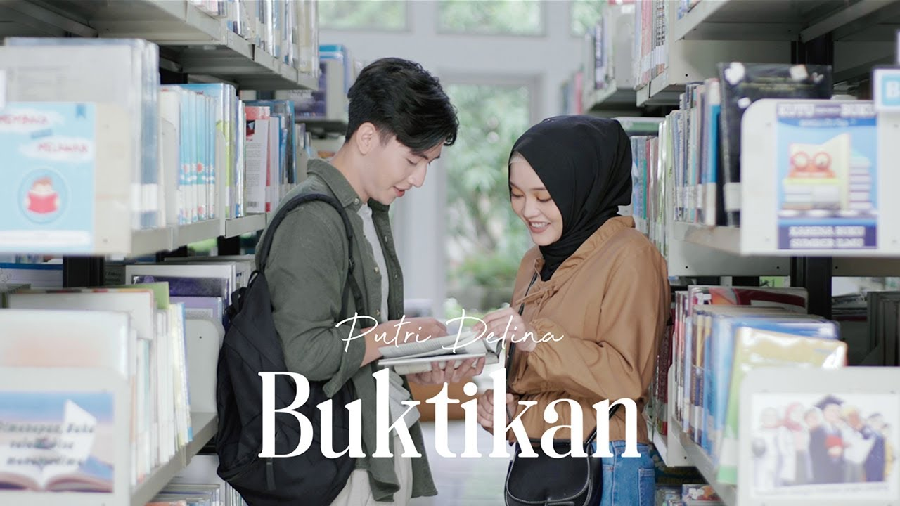 Putri Delina - Buktikan (Official Music Video)