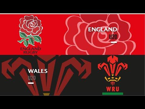 World Rugby U20 Championship 2019 - England U20 v Wales U20