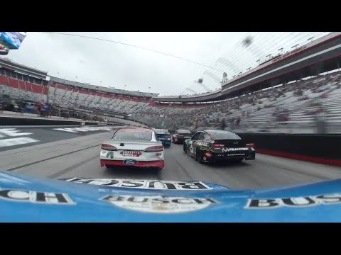 #4 - Kevin Harvick - Onboard - Part 1 - Bristol - Round 8 - 2018 Monster Energy NASCAR Cup Series