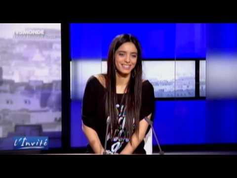 """Hafsia HERZI : la jeune comédienne révèle """"ses secrets""""..."""