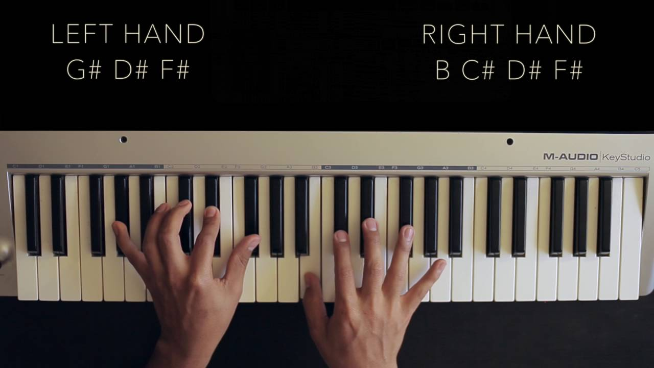 Where you are hillsong piano chords youtube where you are hillsong piano chords hexwebz Gallery