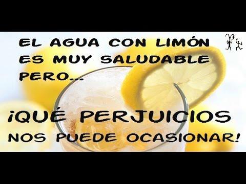 contraindicaciones de tomar zumo de limon en ayunas