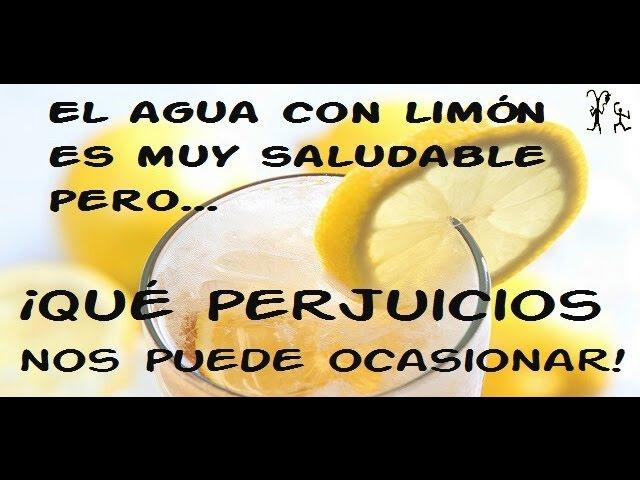 para que sirve el agua caliente con limon en ayunas