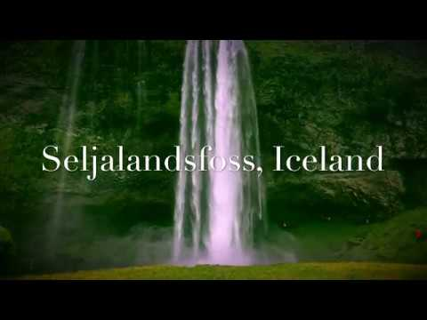 Iceland Travel Seljalandsfoss Waterfall 2017
