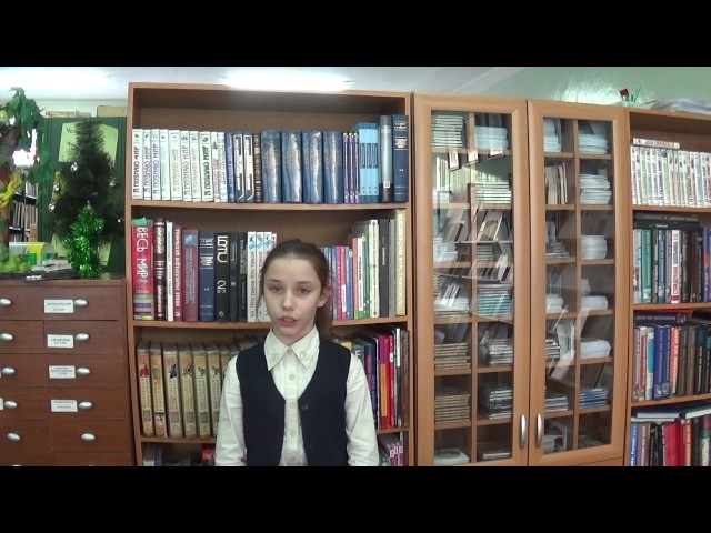 Изображение предпросмотра прочтения – ВикторияСергеева читает отрывок изпроизведения «Крестьянские дети» Н.А.Некрасова