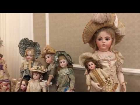 Ruby Lane Live in Boston | Interview with Michael Canadas | Rose Percy Doll Event