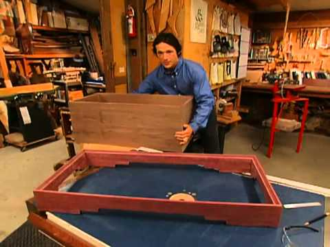 WoodWorks Episode 103 Blanket Chest Video Preview
