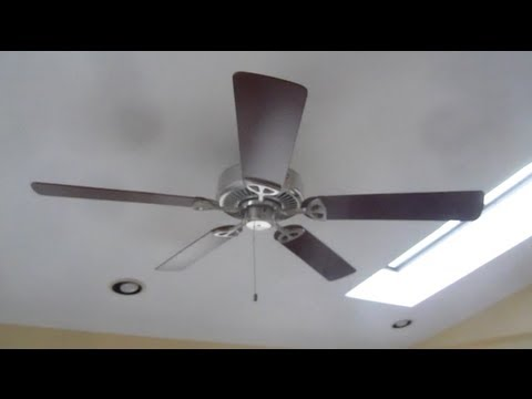 Hampton Bay Farmington ceiling fan (1 of 2)