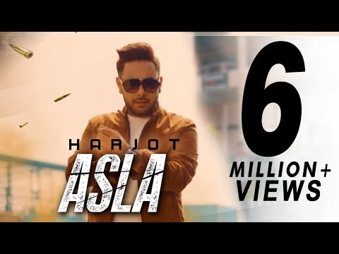 Asla | Harjot | Randy J | Goyal Music | Latest Punjabi Song 2017