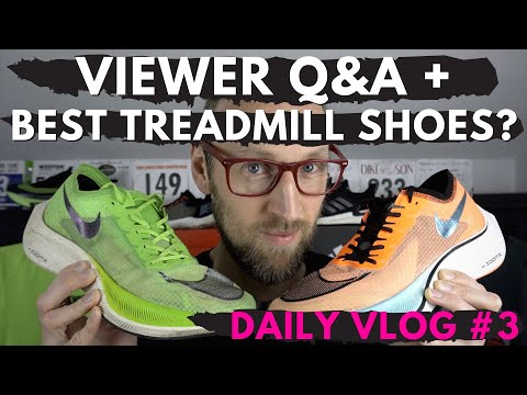best footwear for treadmill