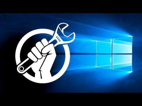 Настройка и оптимизация Windows 10 (версия 1809) сразу после установки