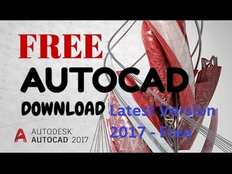 How To Download, Install and Activate AutoCAD 2017 for Free Latest Version, No Need Crack legal way