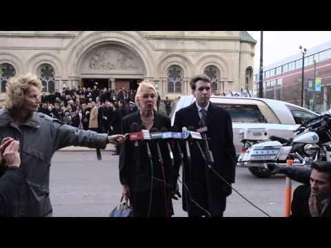 Mayor Jane Byrne Funeral