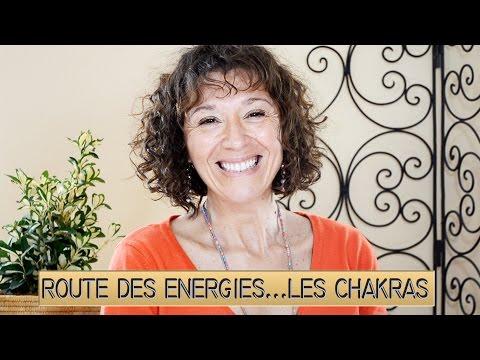 #4  [BIEN ETRE] LES ROUTES DES ENERGIES... LES CHAKRAS