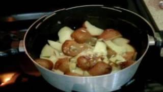 Smashed Garlic Red Potatoes     Mashed Potatoes