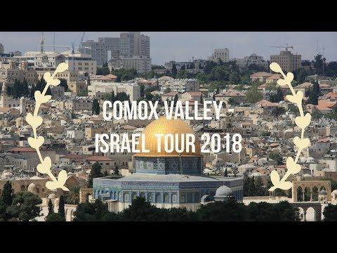 COMOX VALLEY SENIORS ISRAEL TOUR 2018    Immanuel Tours