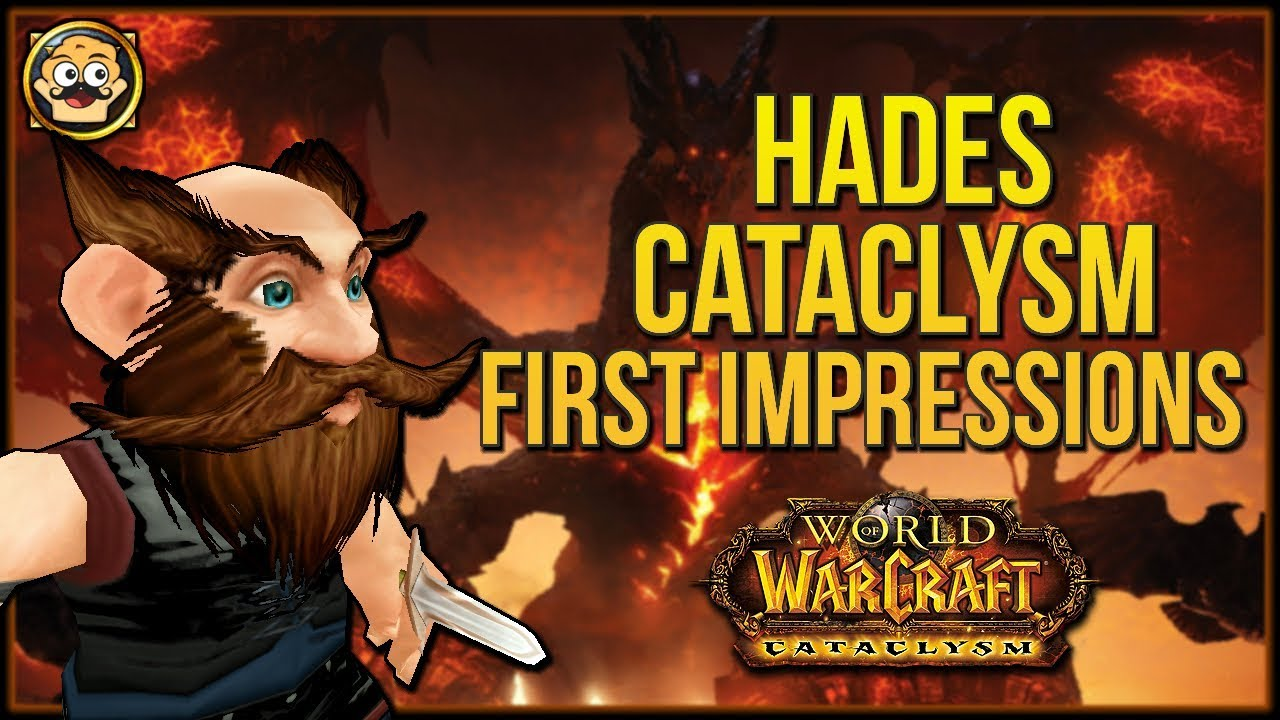 world of warcraft cataclysm serveur priv