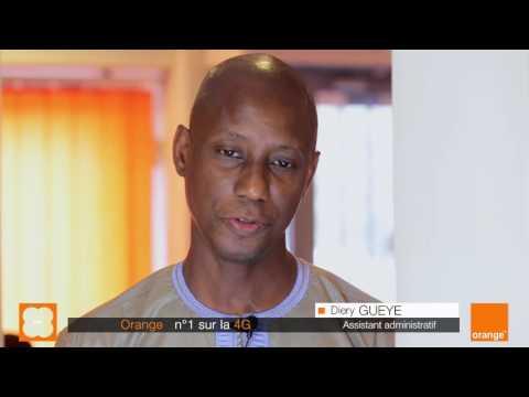 Test 4G : Dierry Gueye à l'agence des Almadies