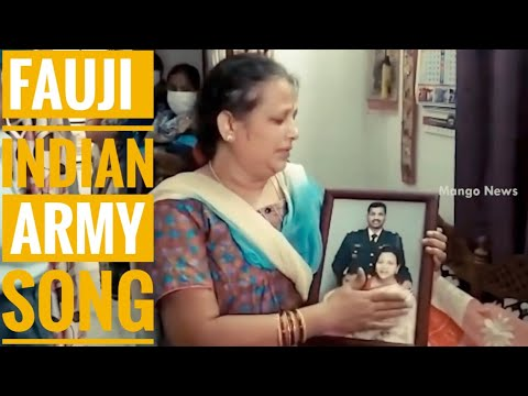 FAUJI - A TRIBUTE TO INDIAN ARMY || LATEST HINDI RAP SONG || GURU || #Sandesh2Soldiers ||
