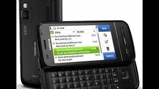 nokia C6-00 Review. Booredatwork