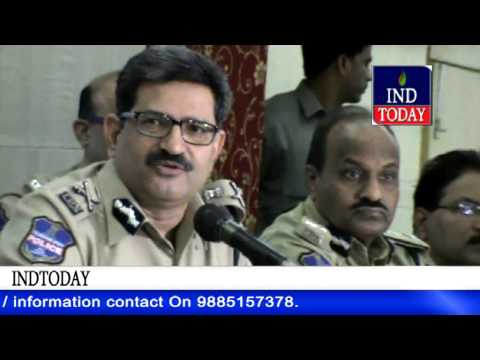 Overall crime situation in TS under control: DGP | Rise in crimes against women in Telangana State
