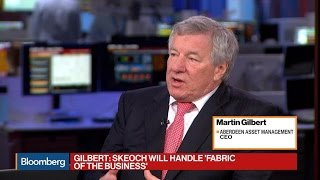 Aberdeen's CEO Says Standard Life Merger Was Necessary